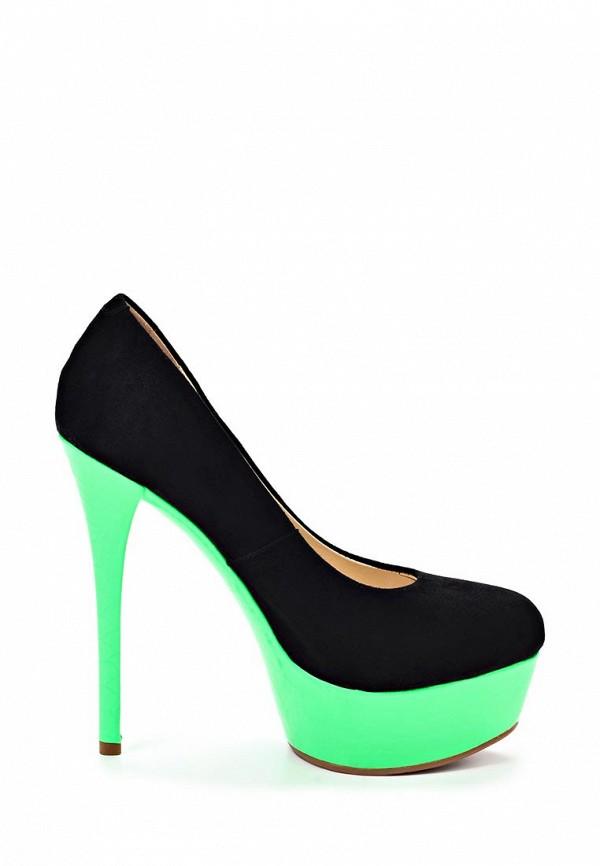 Туфли на каблуке Basic 1123B-1-: изображение 5