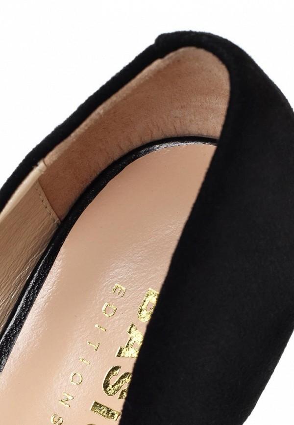 Туфли на каблуке Basic 1123B-1-: изображение 7