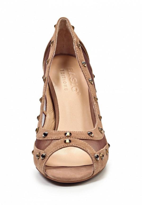 Туфли на каблуке Basic A2123-20: изображение 4