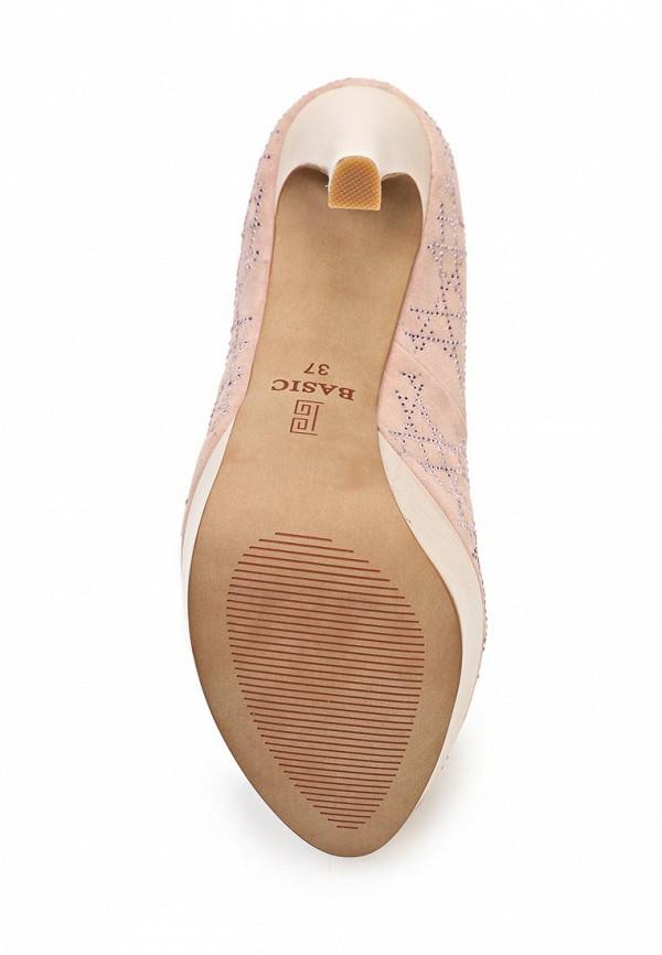 Туфли на шпильке Basic 1263-50C: изображение 3