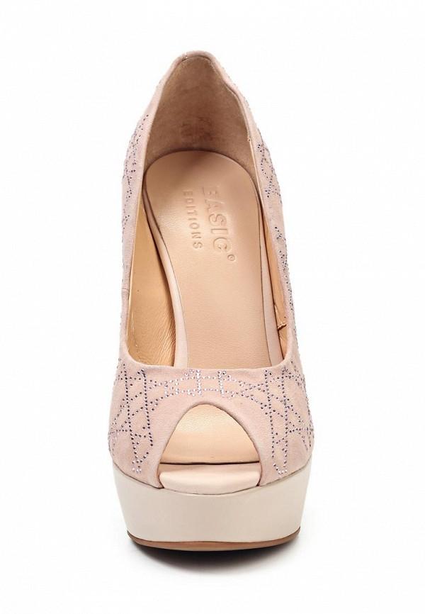 Туфли на шпильке Basic 1263-50C: изображение 4