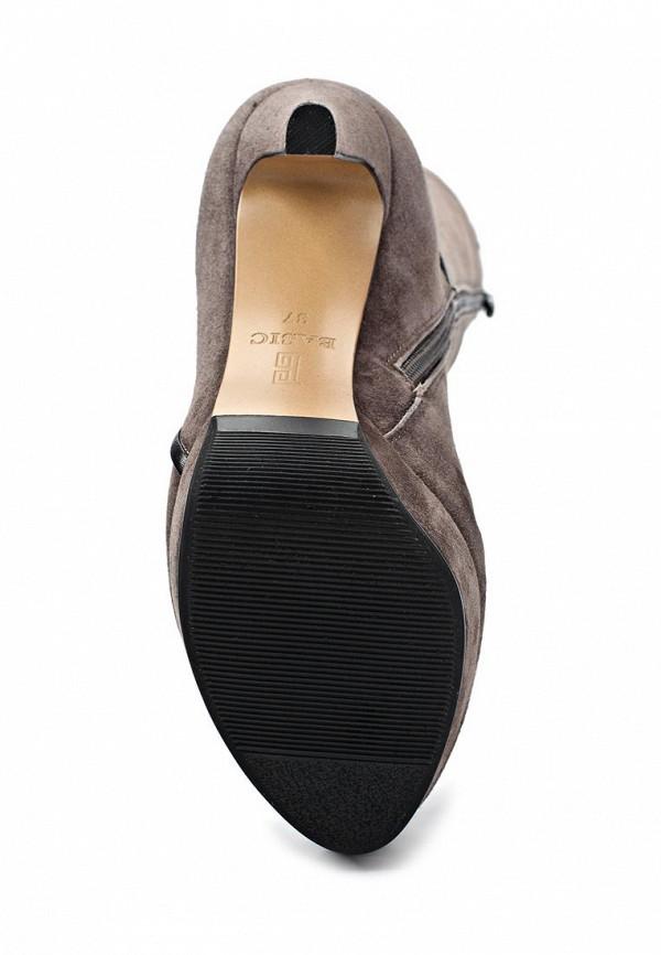 Сапоги на каблуке Basic 1630A-1581: изображение 5