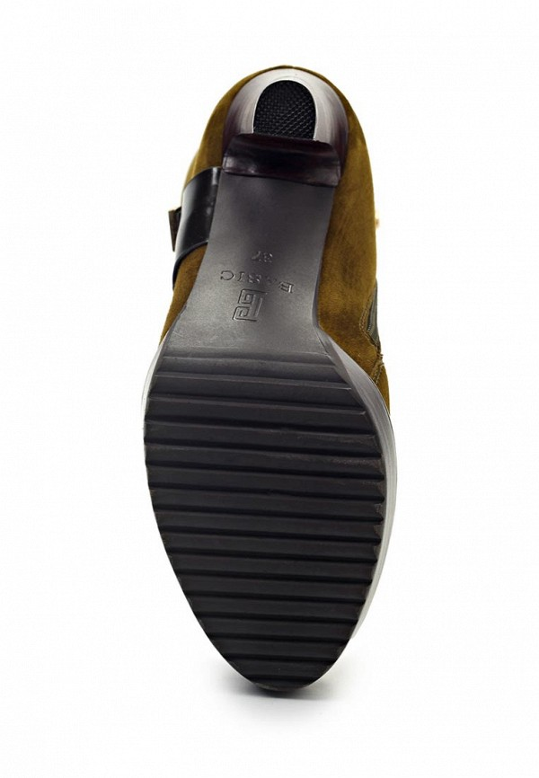 Классические сапоги Basic B1201-1401С: изображение 4