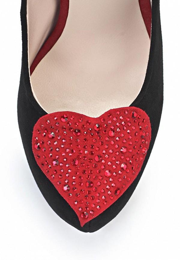 Туфли на каблуке Basic 1642A-80: изображение 6