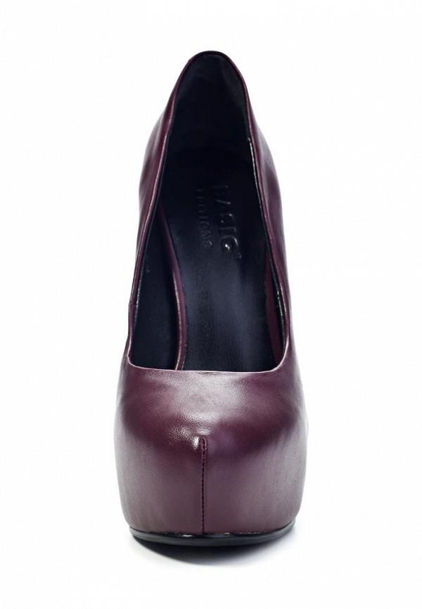 Туфли на шпильке Basic 1642A-30: изображение 4
