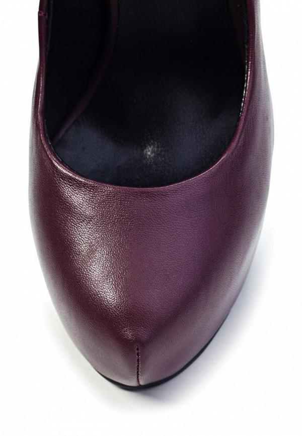 Туфли на шпильке Basic 1642A-30: изображение 6