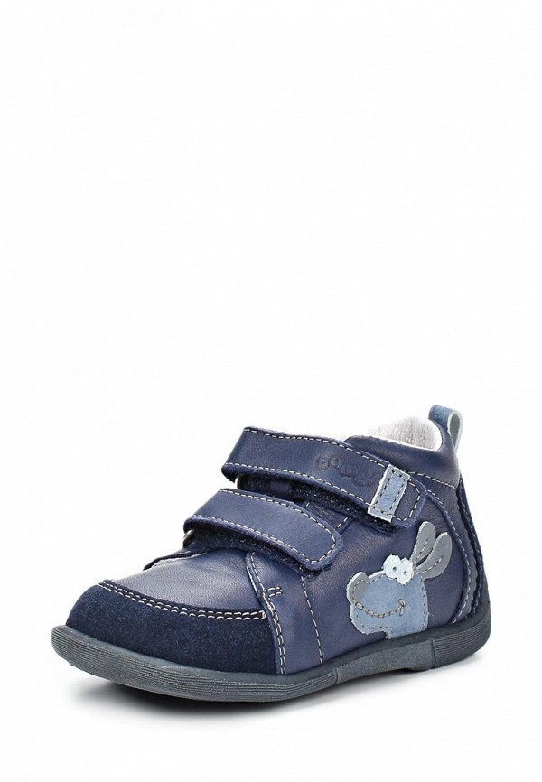 Ботинки для мальчиков Bambi GB113015: изображение 2