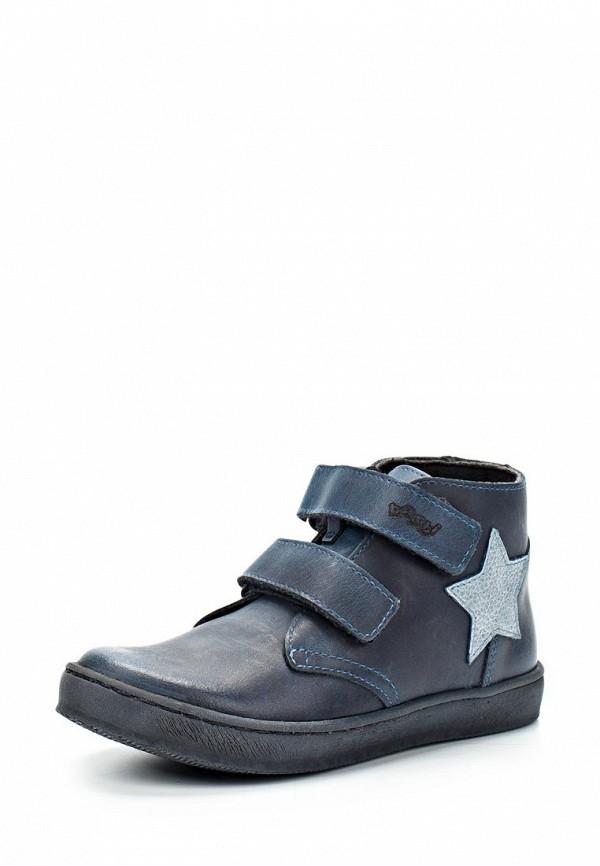 Ботинки для мальчиков Bambi GB211021-1: изображение 2