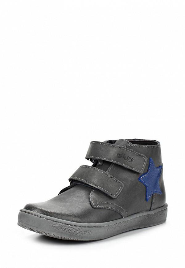 Ботинки для мальчиков Bambi GB211021-2: изображение 2