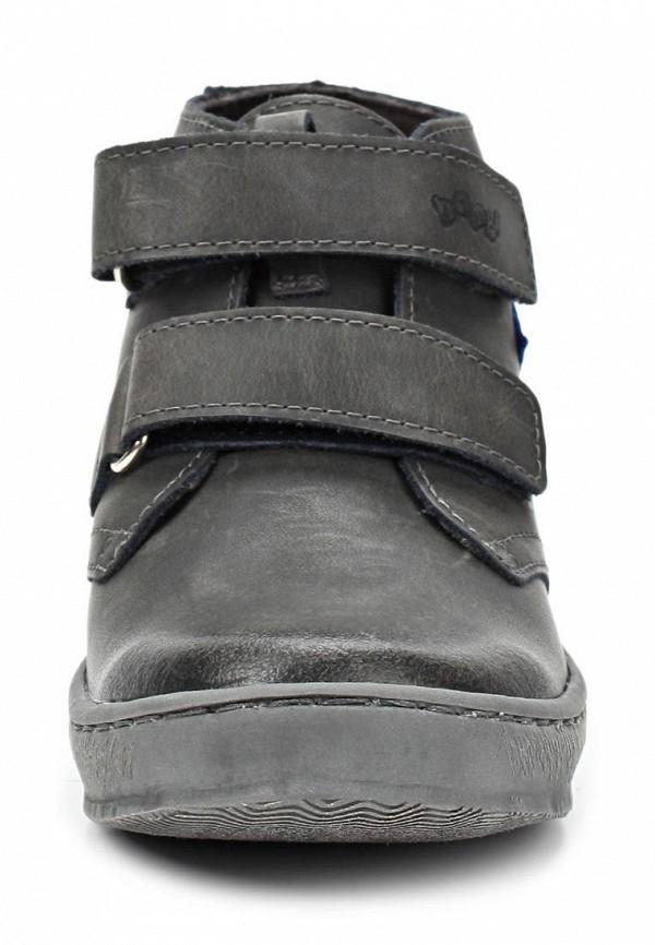 Ботинки для мальчиков Bambi GB211021-2: изображение 6