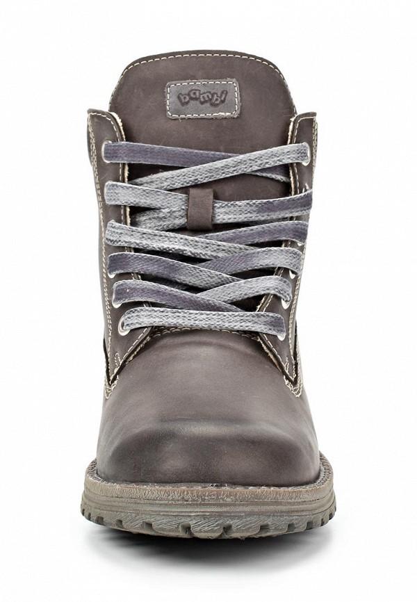 Ботинки для мальчиков Bambi GB211022-2A: изображение 9