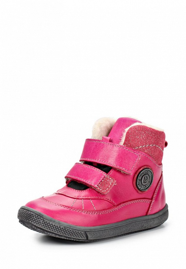 Ботинки для девочек Bambi GB211014-1: изображение 2
