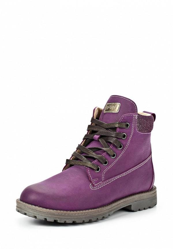 Ботинки для девочек Bambi GB211022-3A: изображение 2