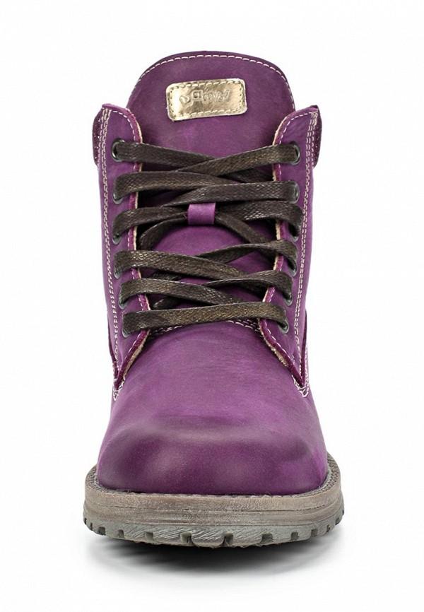 Ботинки для девочек Bambi GB211022-3A: изображение 6