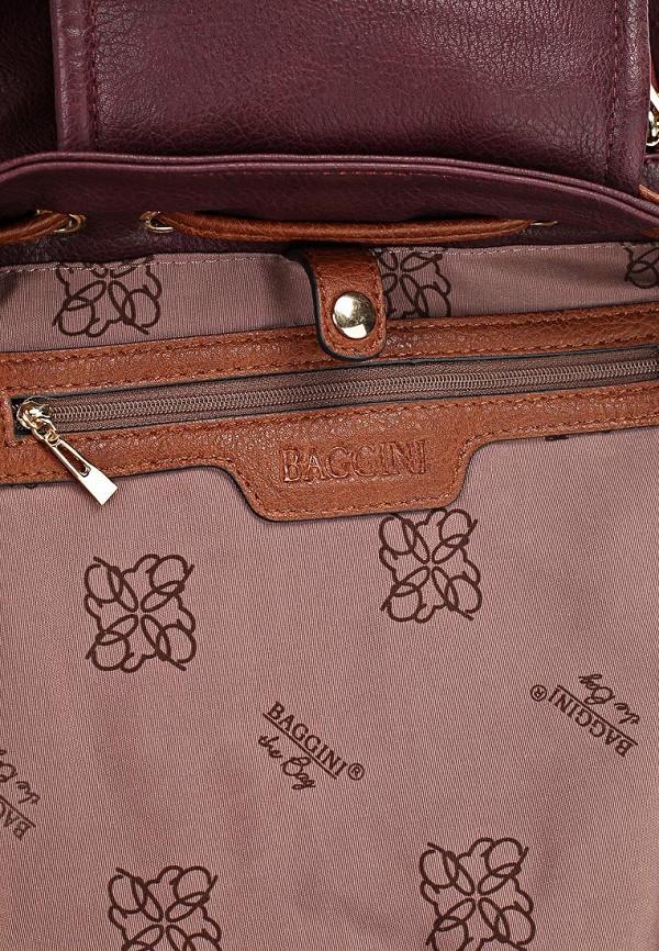 фото Рюкзак женский кожаный Baggini BA039BWCWK93 - картинка [5]