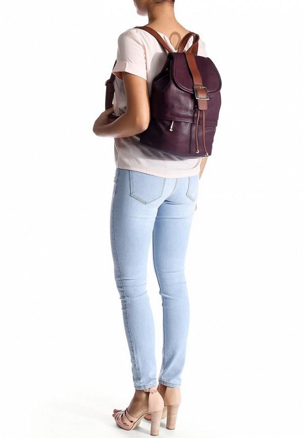 фото Рюкзак женский кожаный Baggini BA039BWCWK93 - картинка [6]