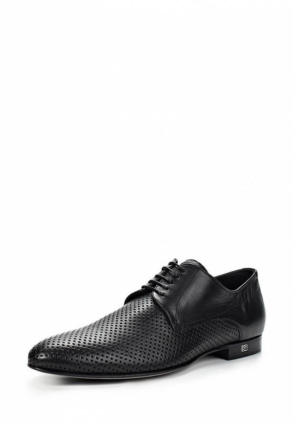 Мужские туфли Baldinini (Балдинини) 496503CALI00: изображение 1