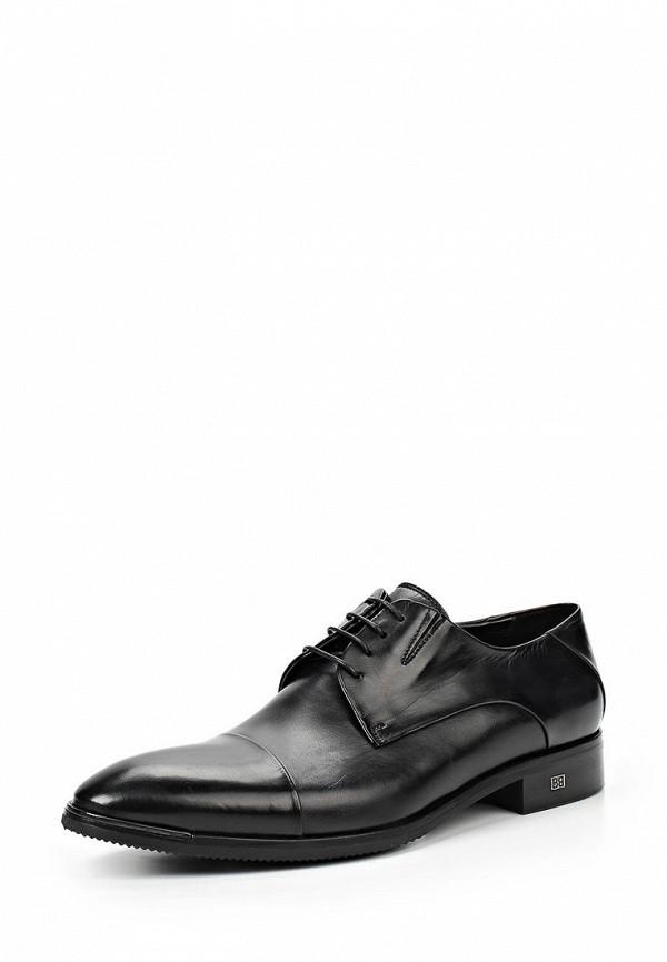 Мужские туфли Baldinini (Балдинини) 547312PCAPR00: изображение 2