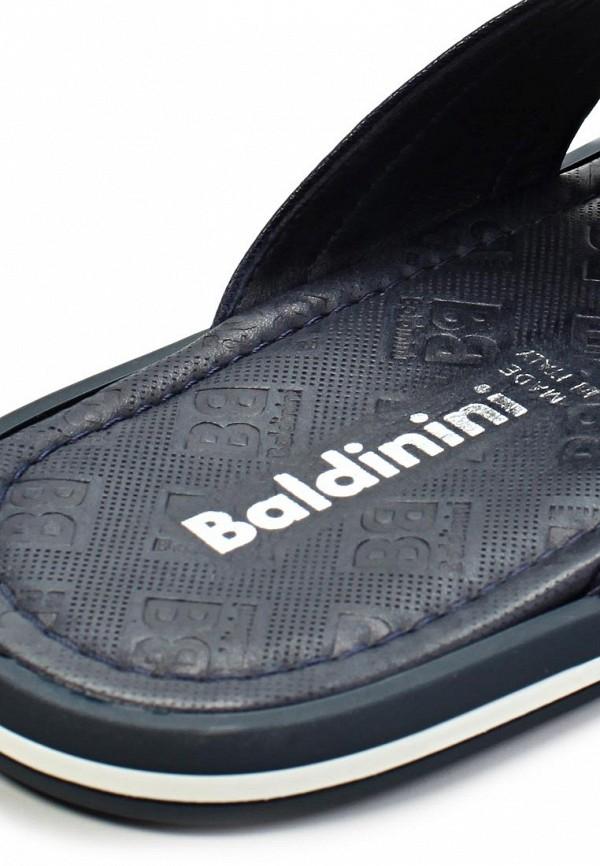 Мужские сабо Baldinini (Балдинини) 396350NANBNA101010K: изображение 7