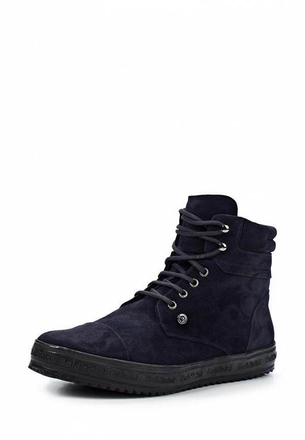 Мужские ботинки Baldinini (Балдинини) 446502ASOFT10: изображение 1