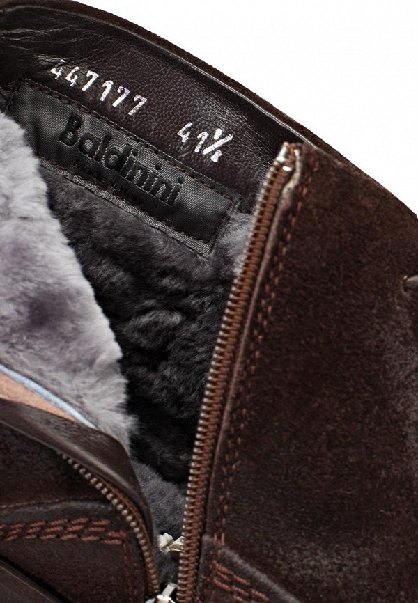 Мужские ботинки Baldinini (Балдинини) 447177AOMBR30: изображение 7