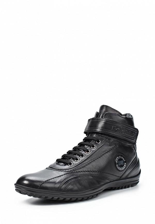 Мужские кроссовки Baldinini (Балдинини) 446416ANAPP00: изображение 1