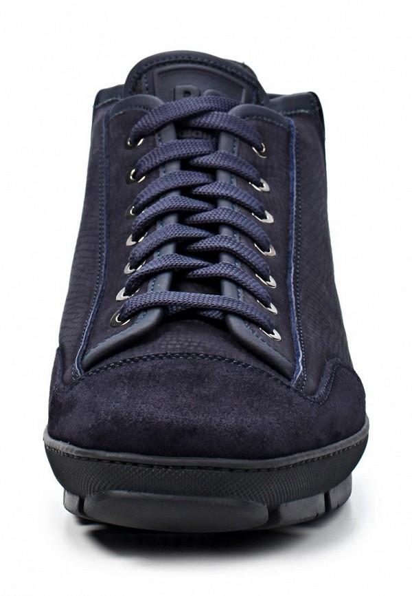 Мужские кроссовки Baldinini (Балдинини) 447547ASBLHSX101016F: изображение 4
