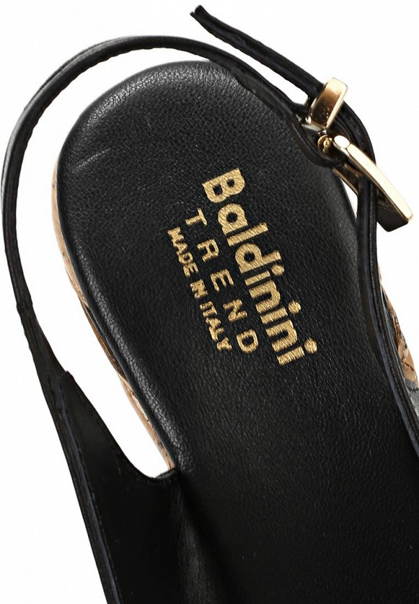 Босоножки на платформе Baldinini (Балдинини) 499859NAPP00R: изображение 15