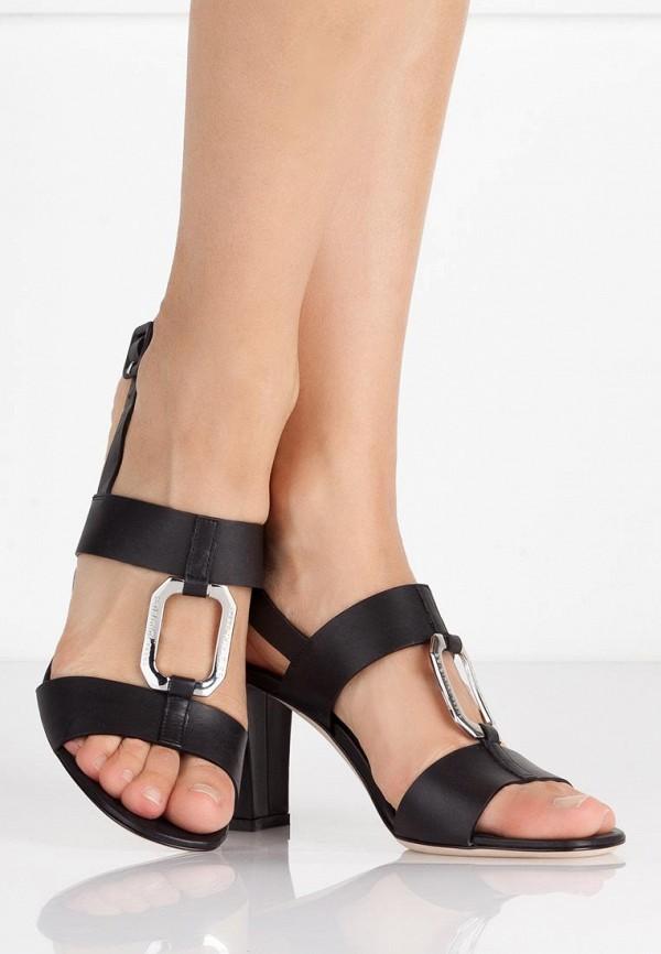 Босоножки на каблуке Baldinini (Балдинини) 498132P71WGARO0000: изображение 4