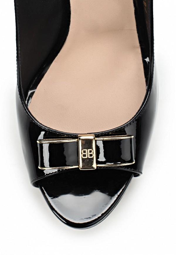 Босоножки на каблуке Baldinini (Балдинини) 499784VERN00R: изображение 7