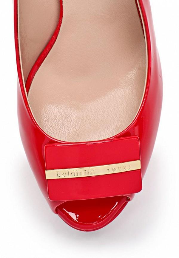 Босоножки на каблуке Baldinini (Балдинини) 498840VERN70R: изображение 7