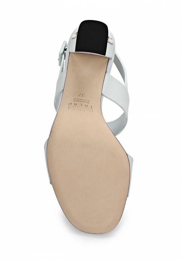 Босоножки на каблуке Baldinini (Балдинини) 498132P71WGARO9000: изображение 3
