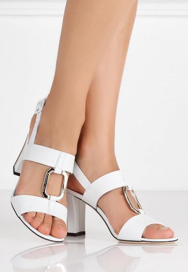 Босоножки на каблуке Baldinini (Балдинини) 498132P71WGARO9000: изображение 4