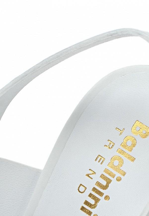 Босоножки на каблуке Baldinini (Балдинини) 498132P71WGARO9000: изображение 8
