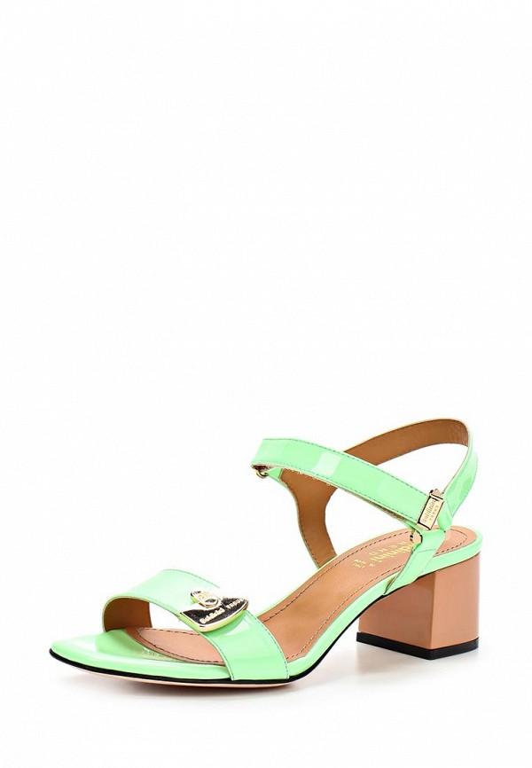 Босоножки на каблуке Baldinini (Балдинини) 498114BLOG54RCUME: изображение 2