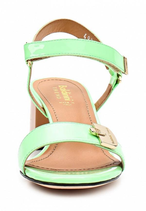 Босоножки на каблуке Baldinini (Балдинини) 498114BLOG54RCUME: изображение 9