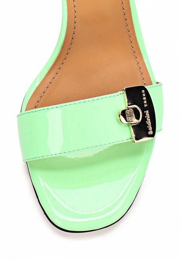 Босоножки на каблуке Baldinini (Балдинини) 498114BLOG54RCUME: изображение 13