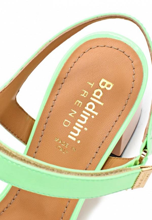 Босоножки на каблуке Baldinini (Балдинини) 498114BLOG54RCUME: изображение 15