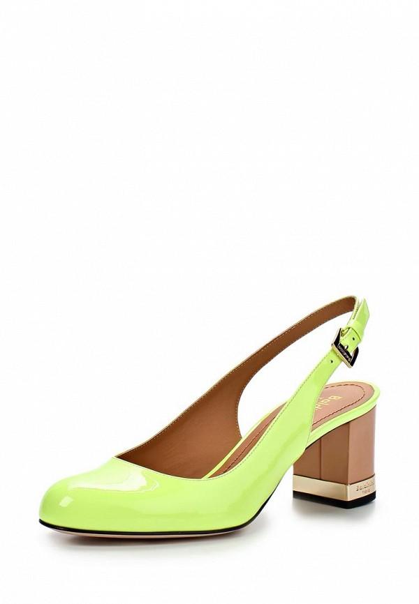 Босоножки на каблуке Baldinini (Балдинини) 498187BLOG89RCU: изображение 1