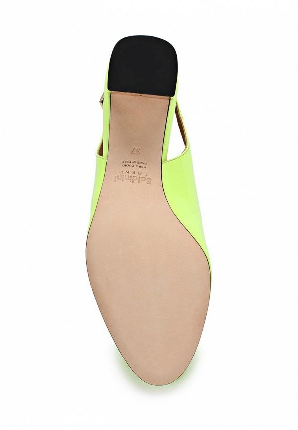 Босоножки на каблуке Baldinini (Балдинини) 498187BLOG89RCU: изображение 3
