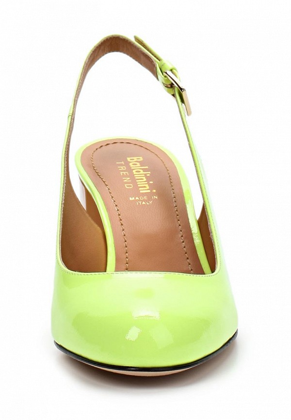 Босоножки на каблуке Baldinini (Балдинини) 498187BLOG89RCU: изображение 5