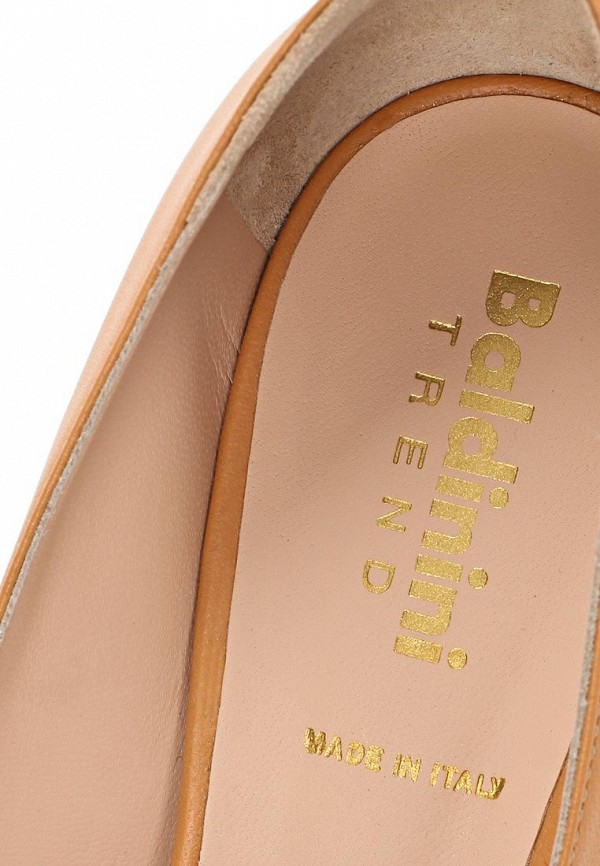 Туфли на каблуке Baldinini (Балдинини) 498122P71WSTRA2020: изображение 15