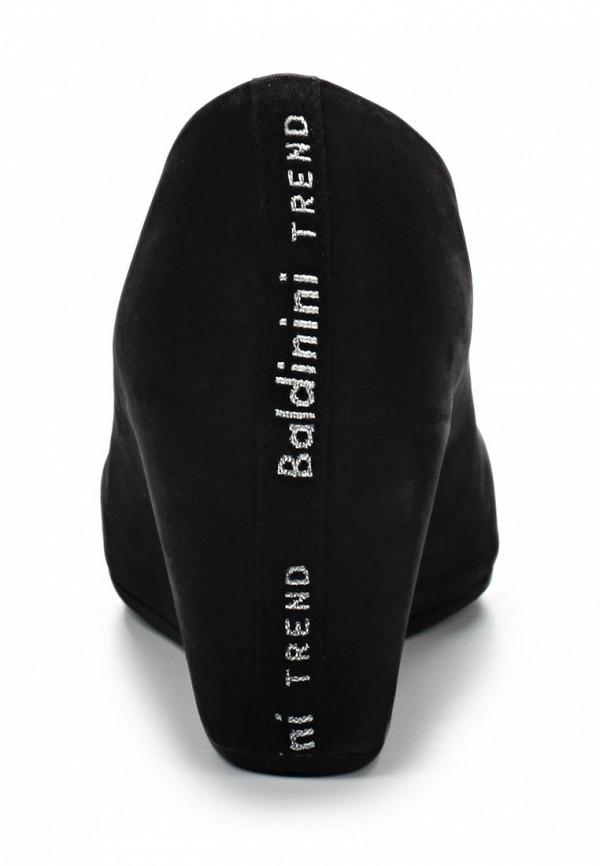 Туфли на танкетке Baldinini (Балдинини) 499204BUCK00E: изображение 2