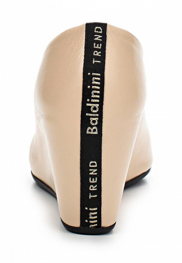 Туфли на танкетке Baldinini (Балдинини) 499202NANA0087: изображение 2