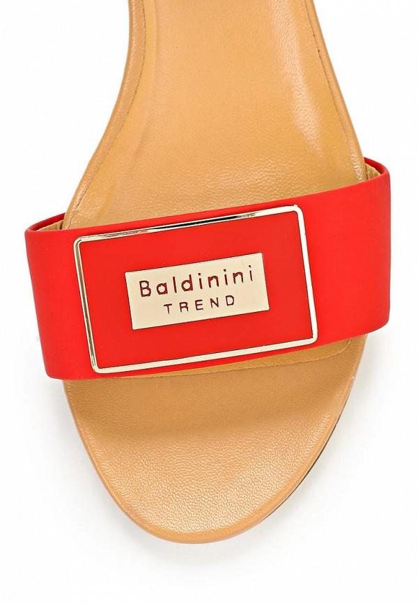 Босоножки на танкетке Baldinini (Балдинини) 499346SXNA7142R: изображение 7