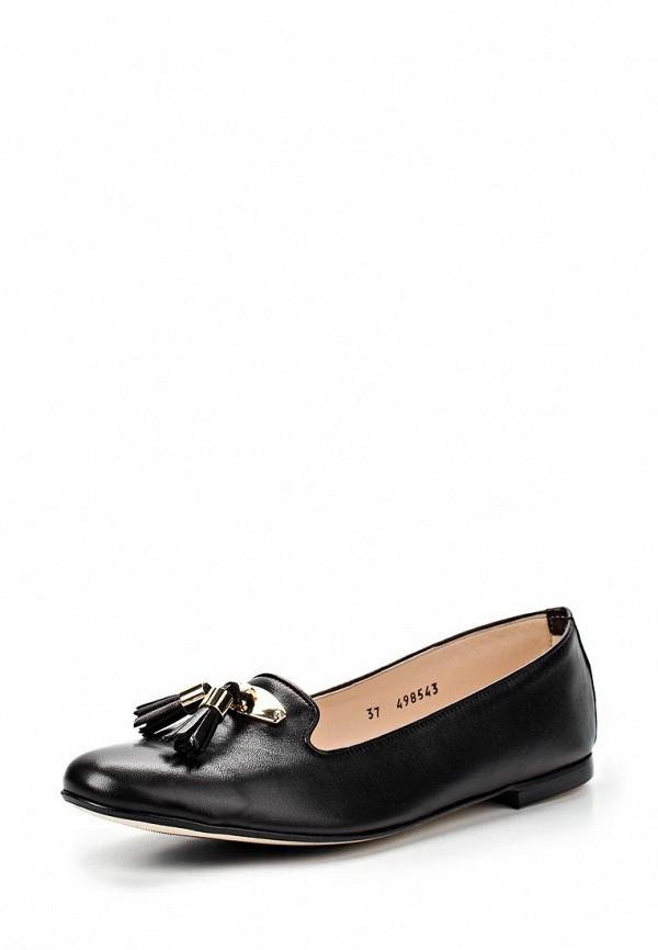 Туфли на плоской подошве Baldinini (Балдинини) 498543NAPP00R: изображение 1