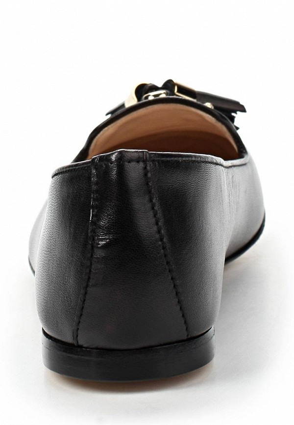 Туфли на плоской подошве Baldinini (Балдинини) 498543NAPP00R: изображение 2