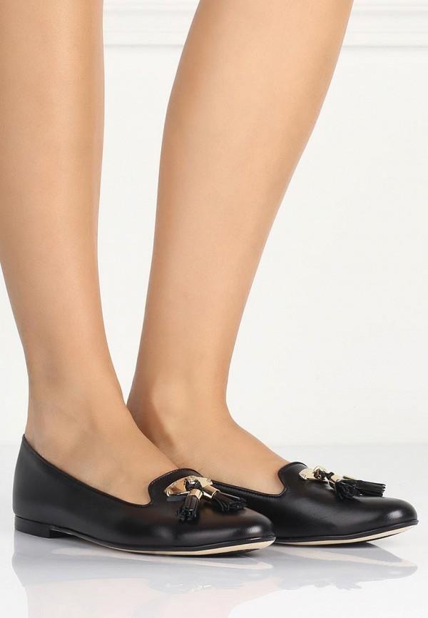 Туфли на плоской подошве Baldinini (Балдинини) 498543NAPP00R: изображение 4
