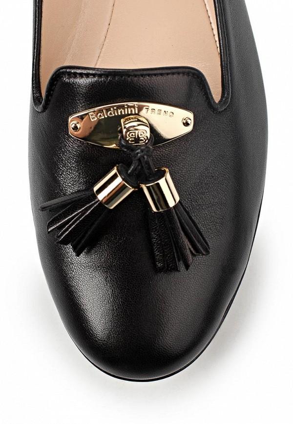Туфли на плоской подошве Baldinini (Балдинини) 498543NAPP00R: изображение 7