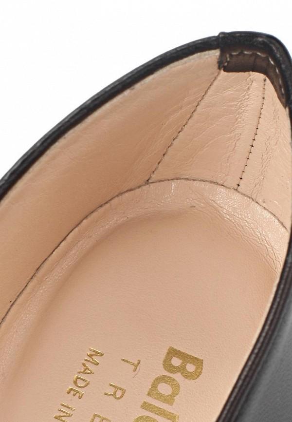 Туфли на плоской подошве Baldinini (Балдинини) 498543NAPP00R: изображение 8
